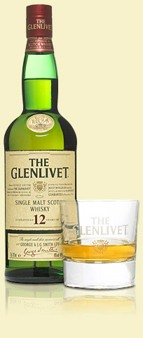 Scotch Addict » 12/26/08 Tasting Notes – The Glenlivet 12 ...