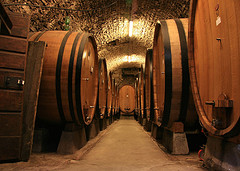 wine-barrel-cellar