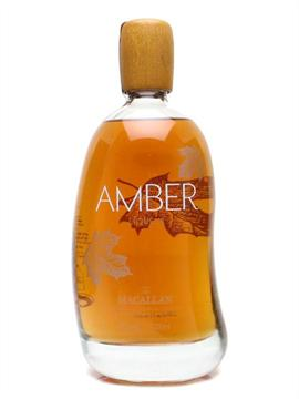 Macallan Amber Whisky Liqueur