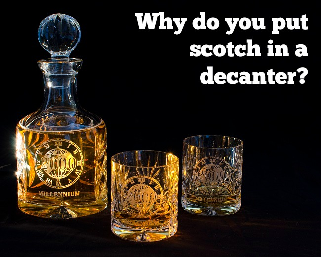 Best Scotch Decanter