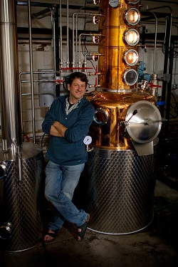 Paul Hletko, Founder & Master Distiller