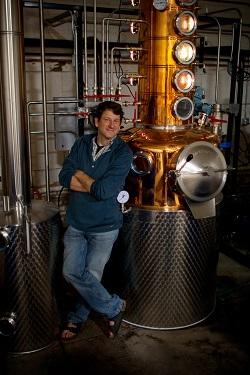 Paul Hletko, Founder & Master Distiller