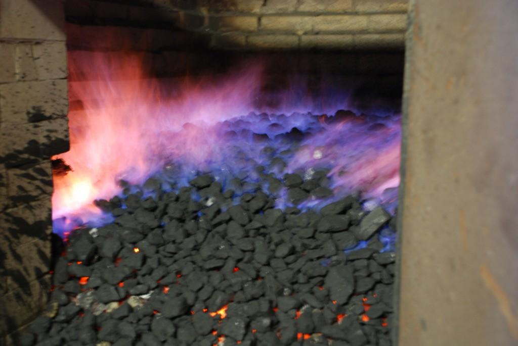 Balvenie10 Heating kiln