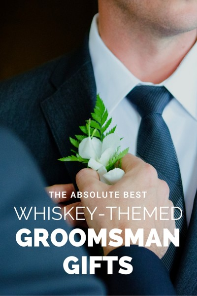 If you have a groomsman who loves whisky... well you're luck because it's really easy to get him a fantastic gift. See our very best suggestions for a groomsman who enjoys himself a nip of scotch from time to time.