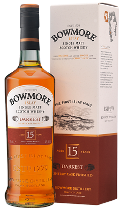 Bowmore 15yo Darkest