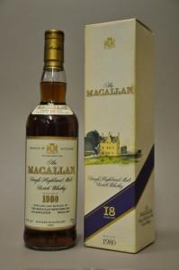 Macallan 18yo 1980