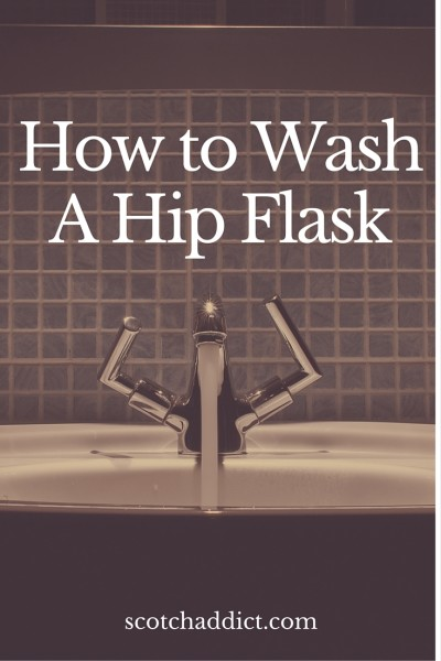 how-to-wash-a-hip-flask