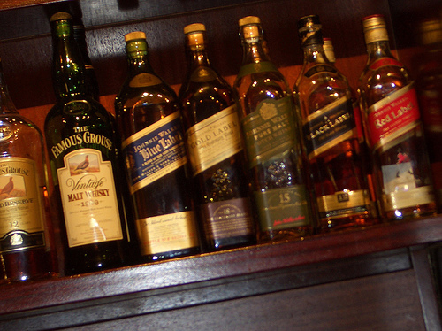 Johnnie Walker Family of Whiskey