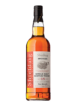Shieldaig Speyside Single Malt 18Yr