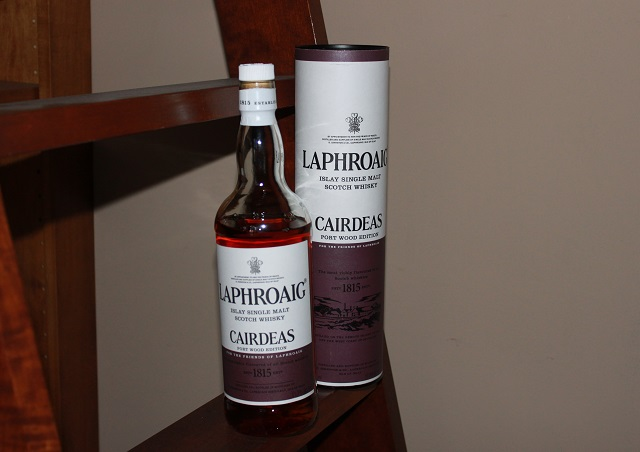 Laphroaig Cardeas: Port Wood