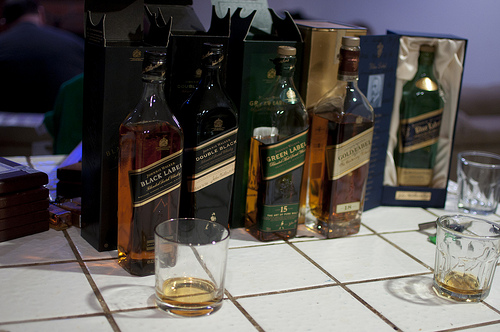 Johnnie Walker Gold Label Discontinued Too Scotch