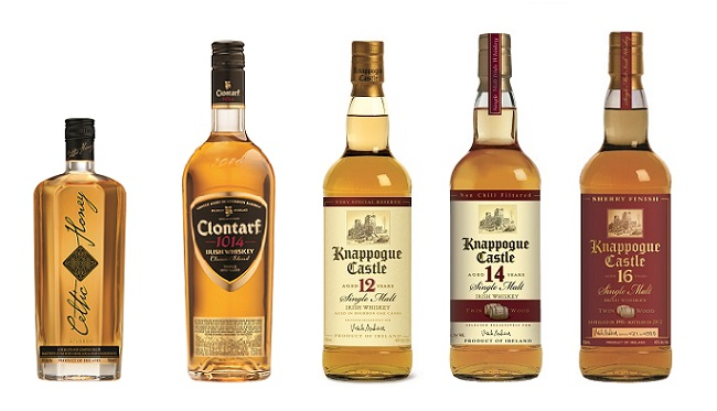 Castle Brands - Irish Whiskey Brands