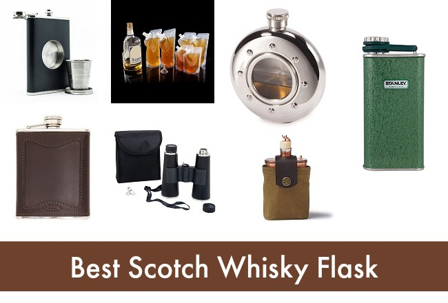 Best Scotch Whisky Flask