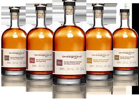 Cleveland Whiskey Bottles